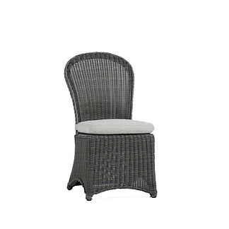 Regent Side Chair with Cushions by Summer Classics