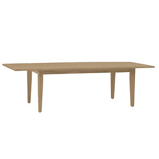 Extension Farm Table by Summer Classics
