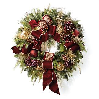 Versailles Pre-Lit Wreath