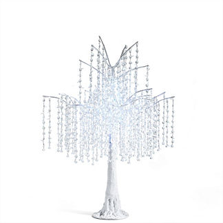 Crystal 4' Tree