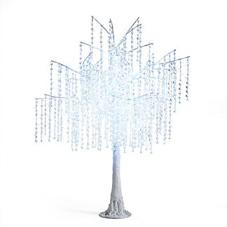 Crystal 6' Tree