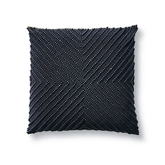 Kendall Beaded Decorative Pillow