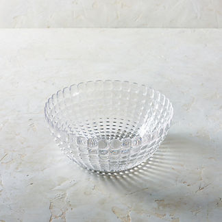 Tiffany Acrylic Serving Bowl