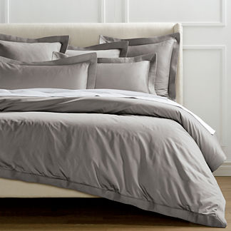 Resort Channeled Egyptian Cotton Duvet Cover
