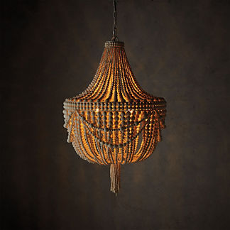Moira Beaded Chandelier