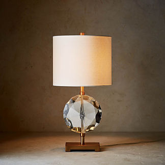 Bijoux Crystal Table Lamp