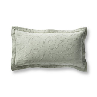 Resort Egyptian Cotton Flourish Matelassé Sham