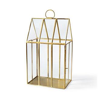 House Shape Terrarium Lantern