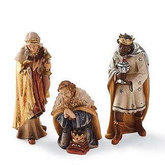 Holy Night Nativity Three Kings