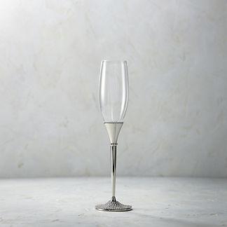 Swarovski Crystal Champagne Glass