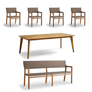 Santino 6-pc. Dining Set