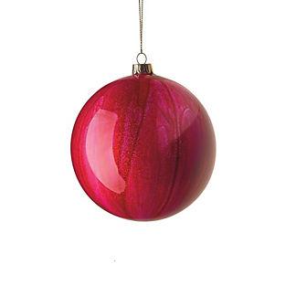Jim Marvin Pink Malachite Ball 5-1/2