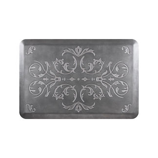 WellnessMats Frontgate Series Scroll Comfort Mat