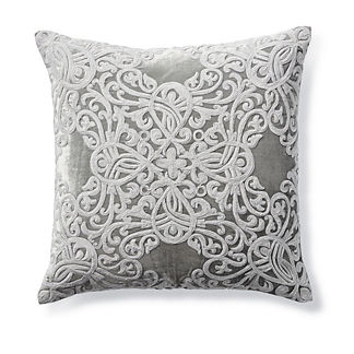 Tessara Velvet Square Decorative Pillow