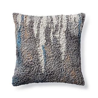 Mehria Square Textural Decorative Pillow
