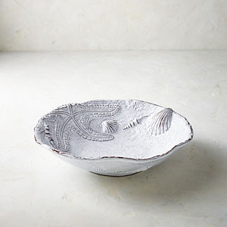 Arte Italica Marina Serving Bowl