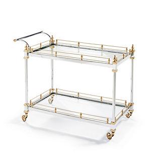 Imelda Bar Cart