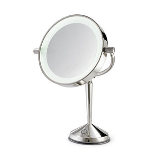 LED Articulating Rechargeable Vanity Mirror