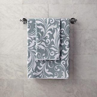 Resort Flourish Hand Towel