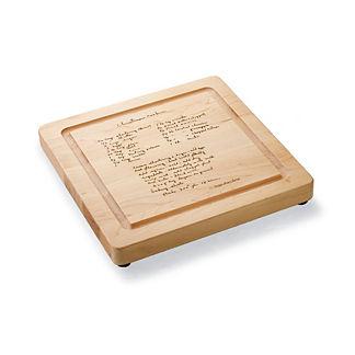 Personalized Recipe Board