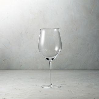 Bottega del Vino Crystal Rosso Amarone Glasses, Set of Two