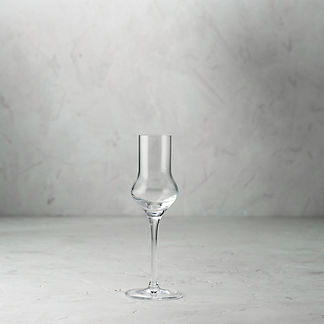 Bottega del Vino Crystal Acquavite Glasses, Set of Two