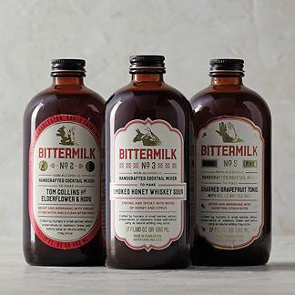Bittermilk Variety Show Gift Set