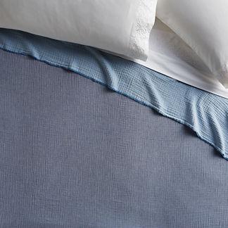 Reversible Stonewashed Blanket