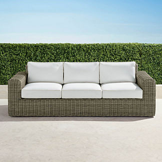 Vista Sofa with Cushions, Special Order