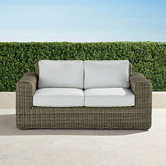 Vista Loveseat with Cushions, Special Order