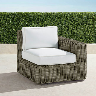 Vista Right-facing Chair with Cushions, Special Order