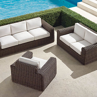 Vista 3-pc. Sofa Set
