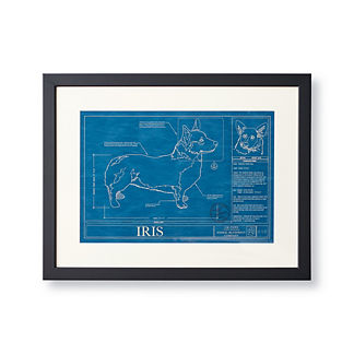 Personalized Dog Breed Blueprints