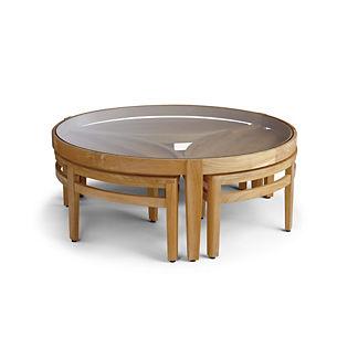 Tambora Nesting Table