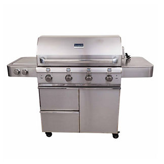 SABER 1670 Elite 4-Burner Gas Grill