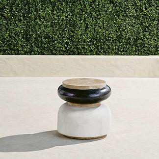 Masson Stone Stool