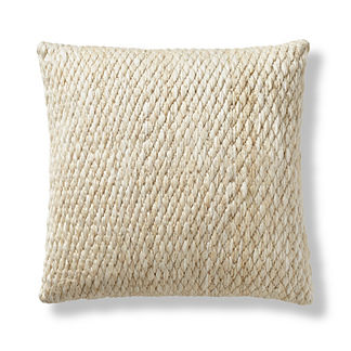Bahar Melange Woven Decorative Pillow