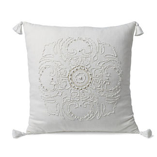 Banita Embroidered Decorative Pillow