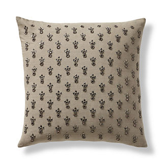 Adah Embellished Decorative Pillow