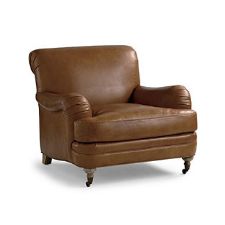 Alaster Leather Chair