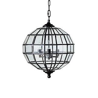 Cortes Globe Pendant by Martyn Lawrence Bullard