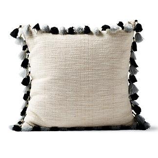 Willa Tassel Decorative Pillow by Martyn Lawrence Bullard