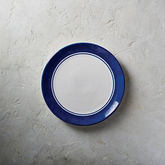 Italian Soiree Dinner Plates, Set of Four