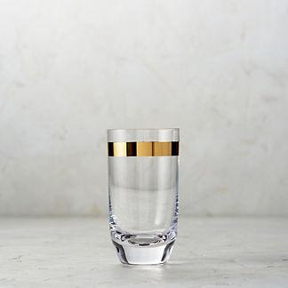 Arte Italica Semplice Highball Glasses, Set of Four