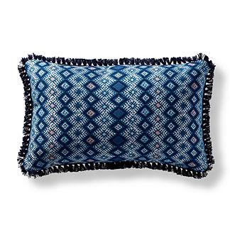 Dezi Diamond Lumbar Indoor/Outdoor Pillow