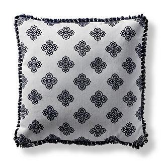Dinara Jewel Indigo Indoor/Outdoor Pillow