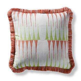 Peak Chic Citrus Square Pillow