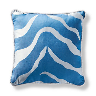 Sumatra Stripes Indoor/Outdoor Pillow