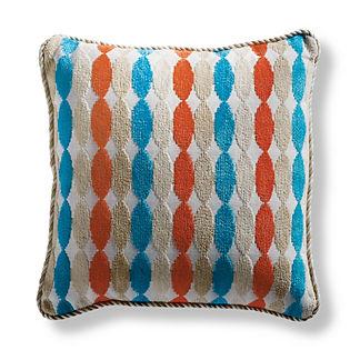 Trovata Melon Square Pillow