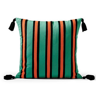 Regency Stripe Outdoor Pillow